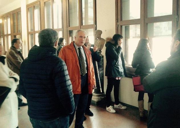 Inaugurato il percorso storico a Palazzo Panciatichi