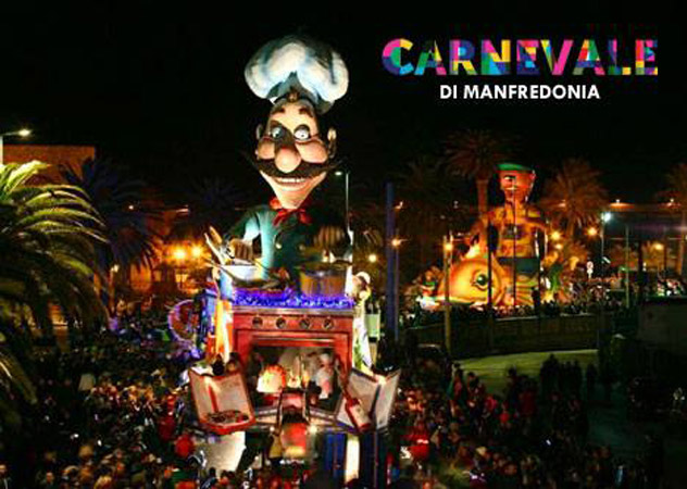 63o Carnevale di Manfredonia