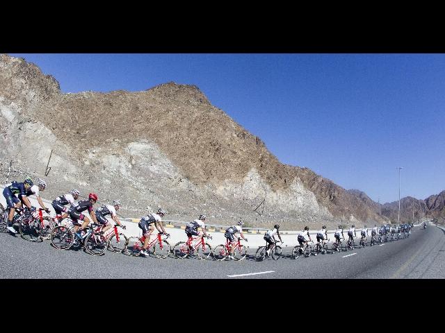 Ciclismo: Dubai tour, tappa a Lobato e Nizzolo nuovo leader