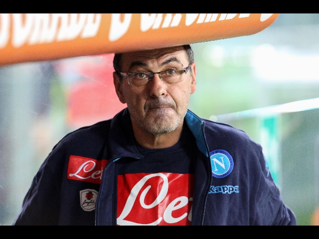 Calcio: Sarri, con la Juve a viso aperto