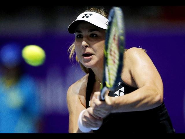 Tennis: San Pietroburgo, Ivanovic ko, Vinci in finale