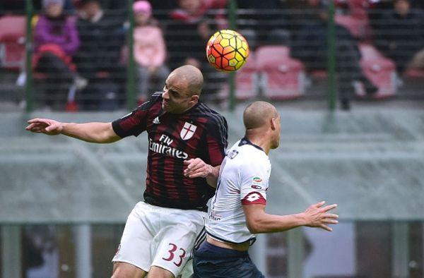 Milan-Genoa 2-1