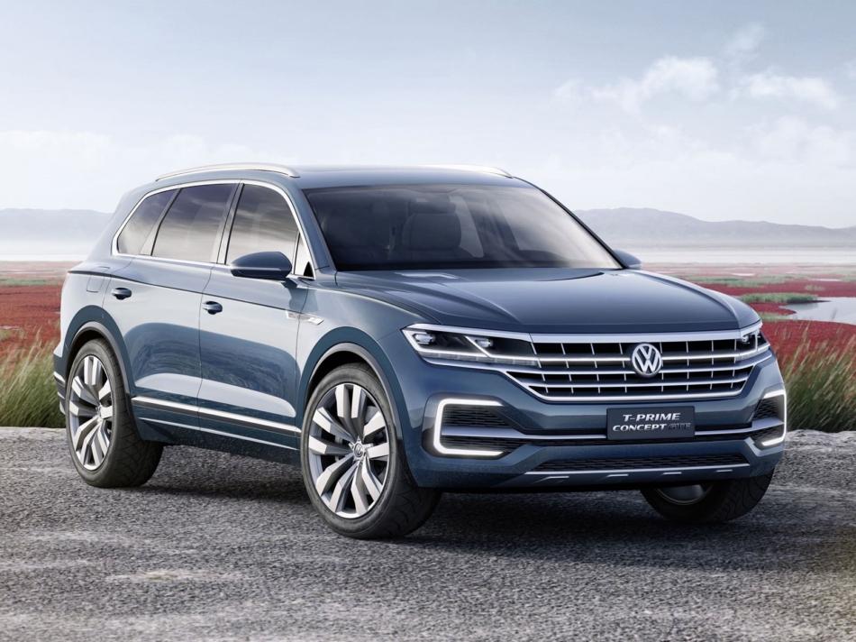 T-Prime Concept GTE: così il Suv secondo Volkswagen