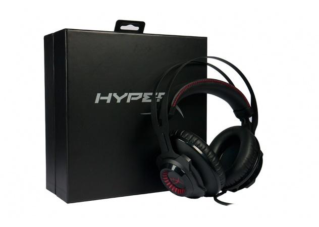 HyperX Cloud Revolver - Recensione