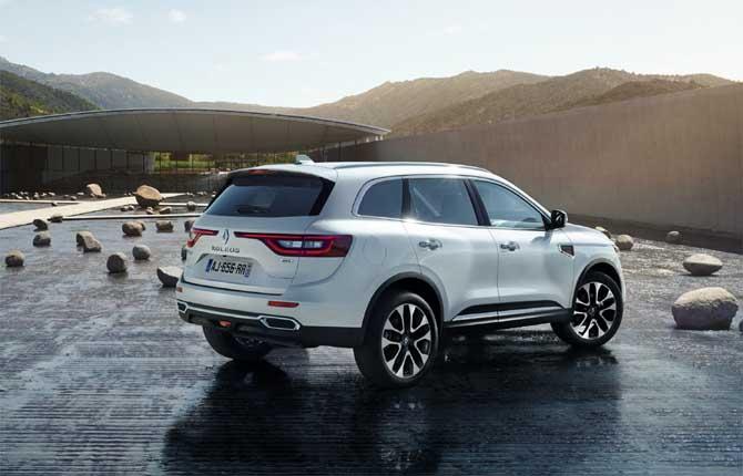 Renault presenta a Pechino il nuovo Koleos, il SUV Premium dal design innovativo