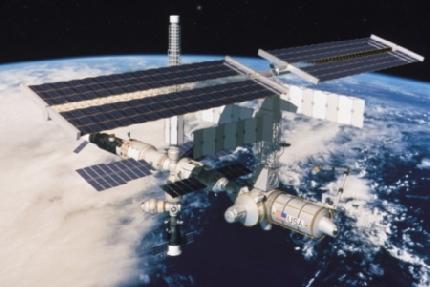 Satelliti E Stazioni Spaziali Gallerie Fotografiche