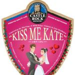 Anche la birra Castle Rock Brewery rende omaggio a Kate e William