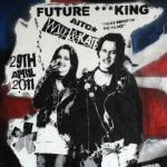 Il lato punk di William e Kate