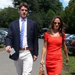 Pippa Middleton mette la retro e torna da Alex
