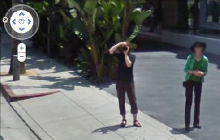 Google Street View: le nuove scene più stravaganti