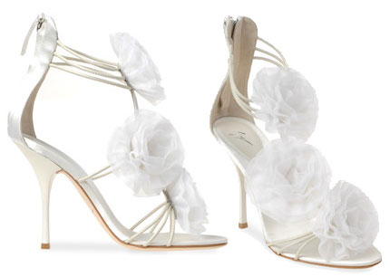 giuseppe zanotti scarpe sposa