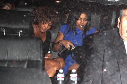 Whitney Houston Morte Whitney Houston l 39 Ultima