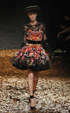London Fashion Week AI 2012/2013: McQ Alexander McQueen