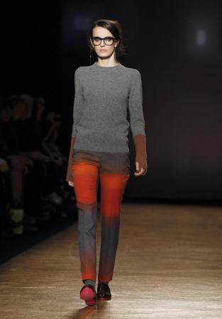 London Fashion Week AI 2012/2013: Paul Smith