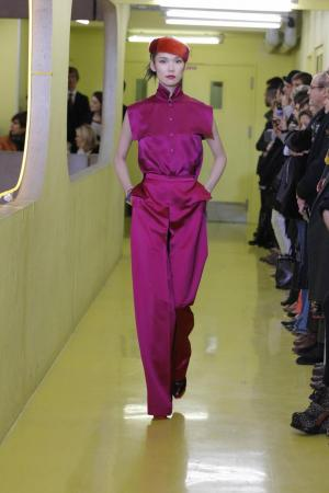 Paris Fashion Week AI 2012/2013: Kenzo