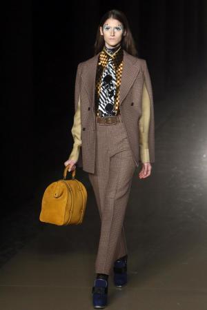 Paris Fashion Week AI 2012/2013: Miu Miu