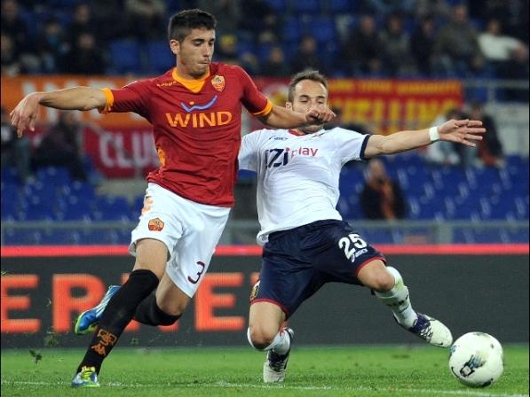 Serie A: Roma-Genoa 1-0