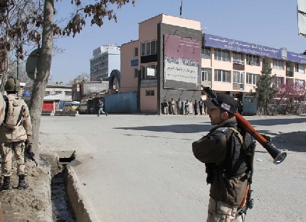 I talebani scatenano la guerriglia nel centro di Kabul