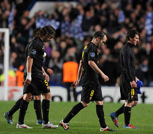 Champions League: CHelsea-Barcellona 1-0