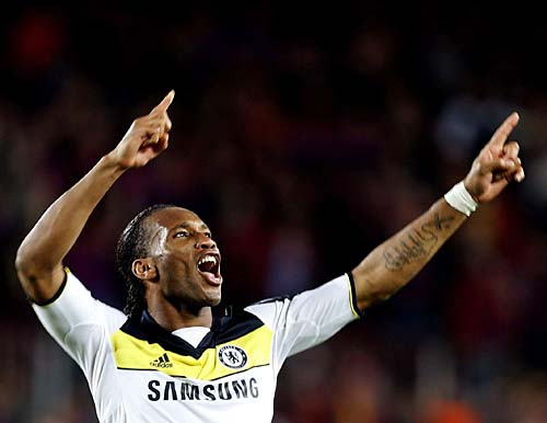 Champions League: Barcellona-Chelsea 2-2