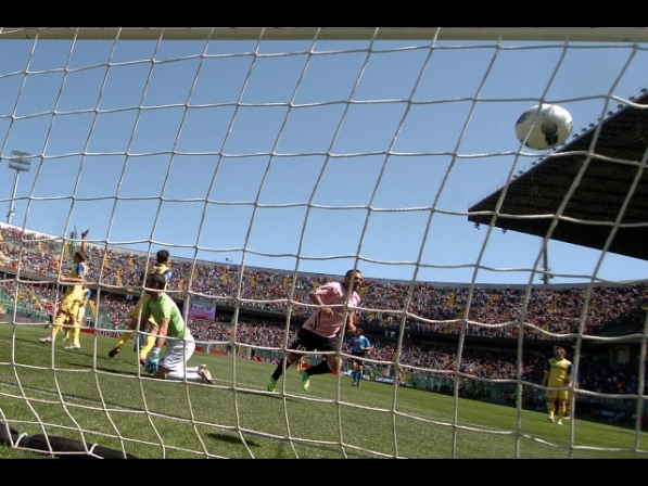 Palermo-Chievo 4-4