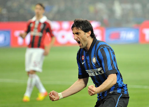 Serie A: Inter-Milan 4-2