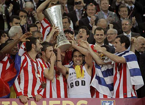 Europa League: Atletico Madrid-Athletic Bilbao 3-0