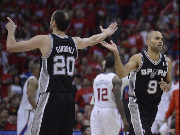 Nba: San Antonio in finale Ovest