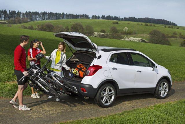 Opel Mokka, non solo in auto