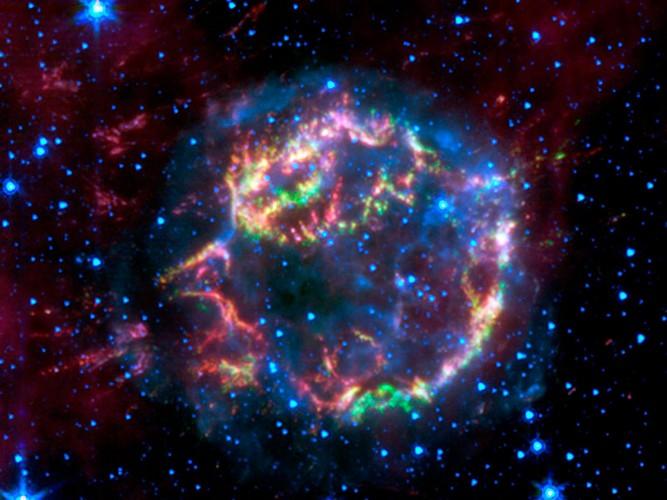 Le immagini dell'Universo