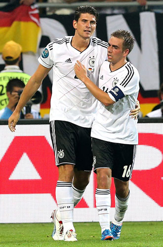 Euro2012: Germania-Portogallo 1-0