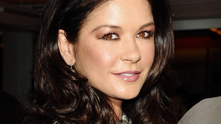 Catherine Zeta Jones, attrice gallese