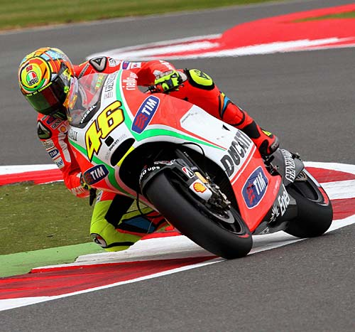 MotoGp: Prove Silverstone