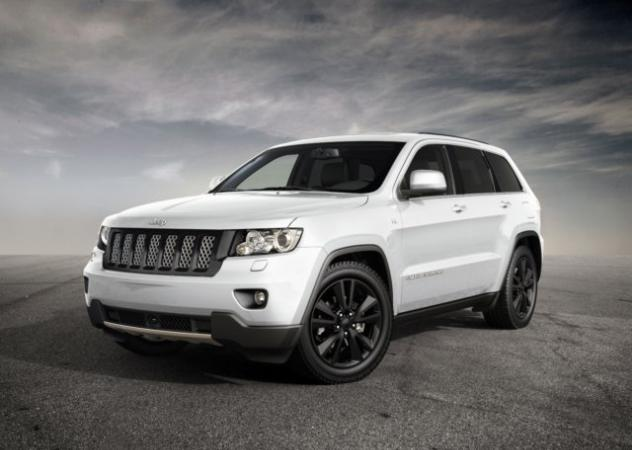 Jeep Grand Cherokee S Limited e Jeep Wrangler Mountain