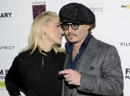 Addio Vanessa, Johnny Depp preferisce la sexy Amber Heard