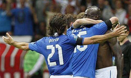 Euro2012: Supermario Balotelli