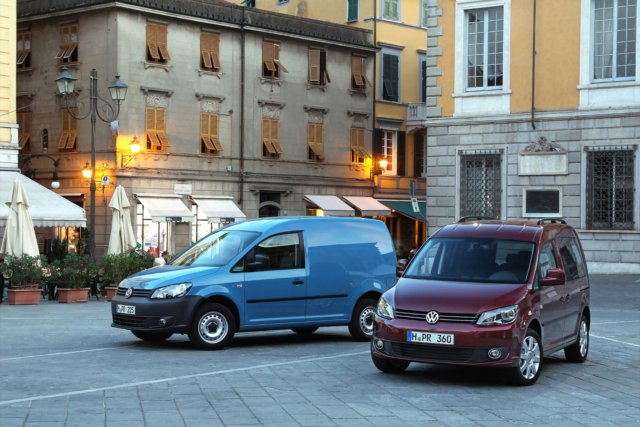Volkswagen Caddy, debutta il Park Assist