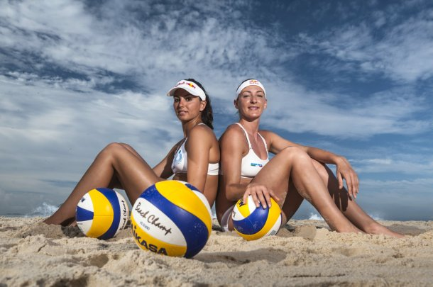 Le azzurre del beach volley alle Olimpiadi