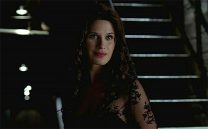 Valentina Cervi sensuale vampira in &quot;True Blood&quot;