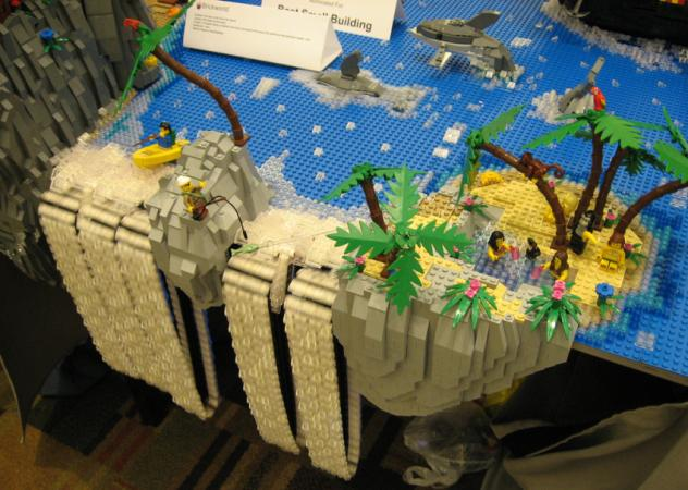 Le foto più belle del Brickworld Chicago 2012