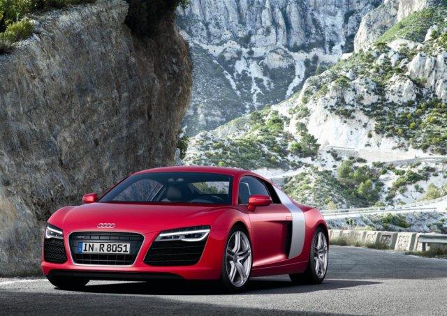 Audi R8, ancora più cattiva