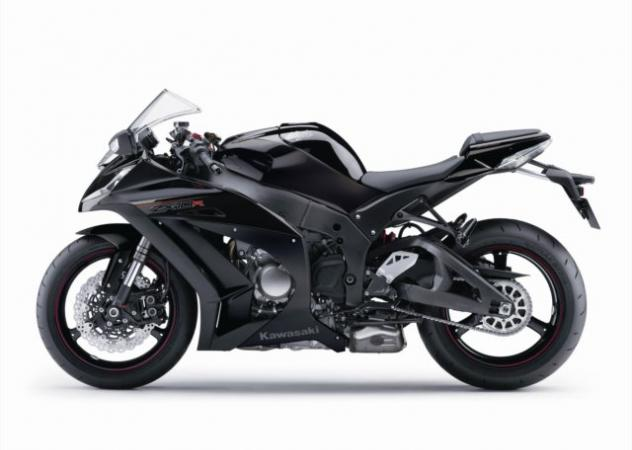 Kawasaki 2013 Ninja ZX-10R: ci sarà l'ammortizzatore di sterzo elettronico