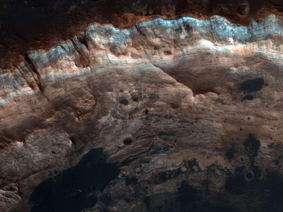 Marte come non l'avete mai visto: le esclusive immagini della NASA