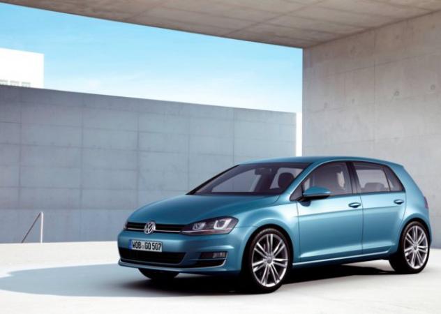 Parigi 2012: Volkswagen Golf VII