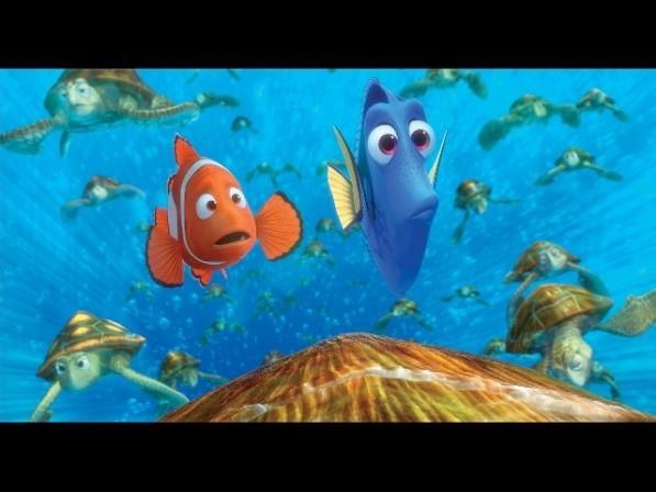 Cinema: Alla ricerca di Nemo 3D torna in sala il 25/10