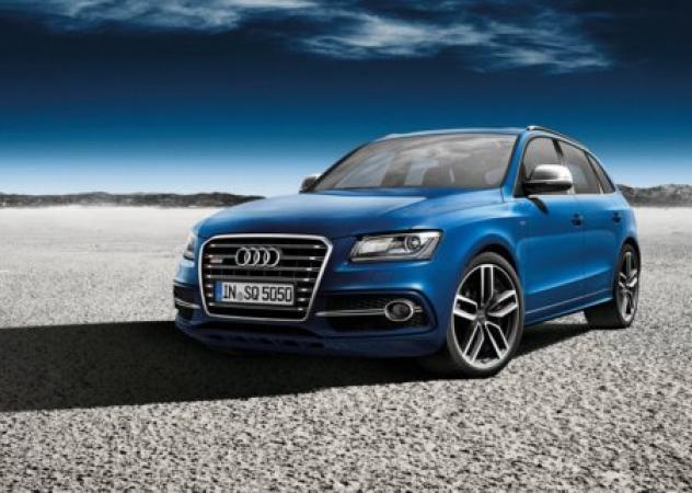Parigi 2012: Audi SQ5 TDI concept