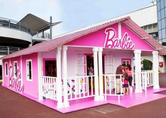 La casa di barbie 70 metri quadri al forte village - Valutazione metri quadri casa ...