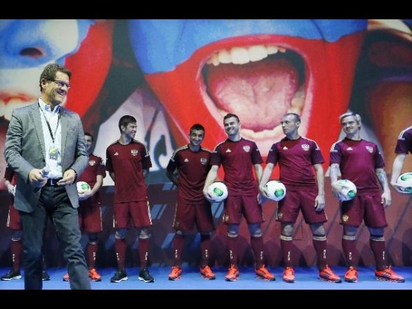 Russia, il ct Fabio Capello porterà la nazionale a Brasile 2014