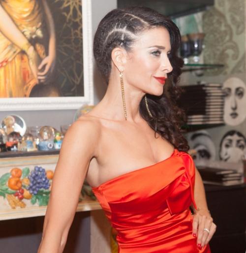 Randi Ingerman, showgirl e modella americana