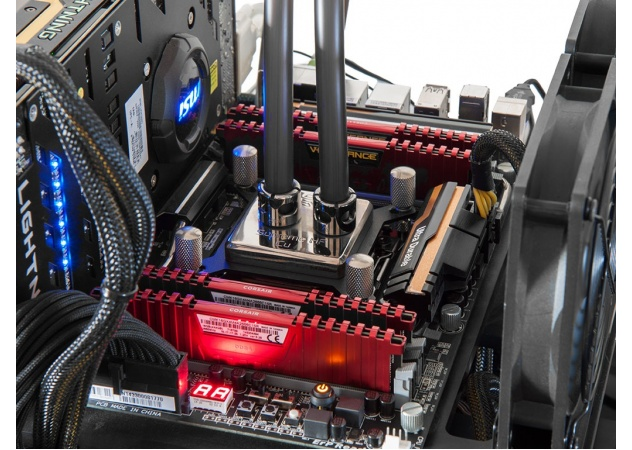 Corsair Vengeance DDR4 LPX 2666MHz C15 - Recensione
